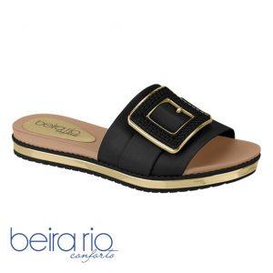 Esse modelo da Beira Rio Conforto é a mistura de casual e elegante