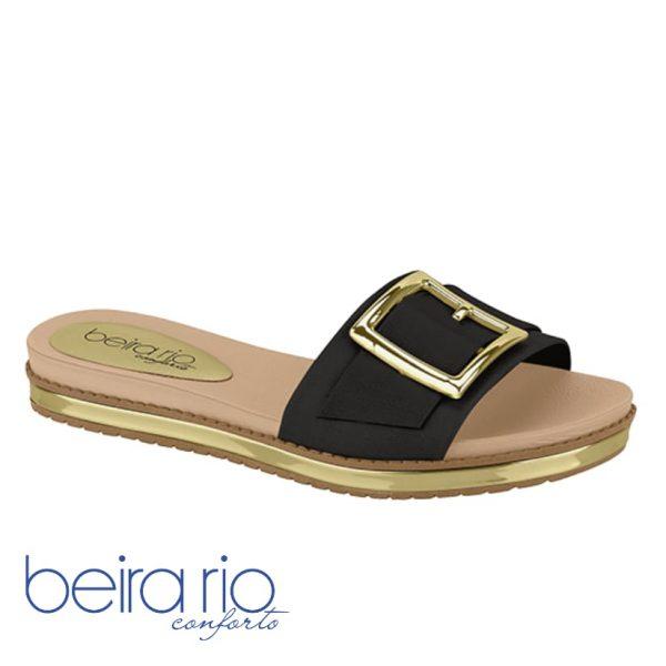 Esse Tamanco Com Fivela Decorativa da Beira Rio é ideal para pessoas que buscam um calçado confortável e elegante. Com um solado antiderrapante